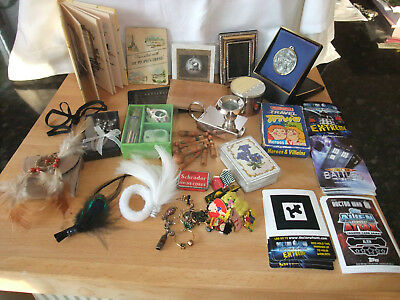 Job Lot of  All Sorts of Small Items, Old and More Recent – Interesting !