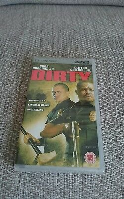 Dirty -*- Psp -*- Umd -*- New And Sealed -*-