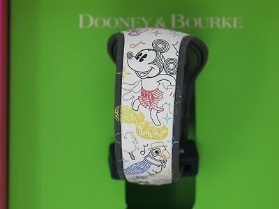 Disney Dooney & And Bourke Magicband Magic Band 2 Walk in the Park WDW Mickey