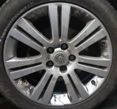 """2007 Vauxhall Vectra 1.9 Cdti Beige L167 Alloy 17"""" Inch Rim Wheel (Without Tyre)"""