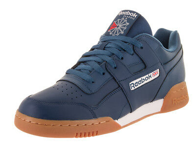 67301d39e82 REEBOK MEN S WORKOUT Plus Classic Casual Shoe - EUR 41