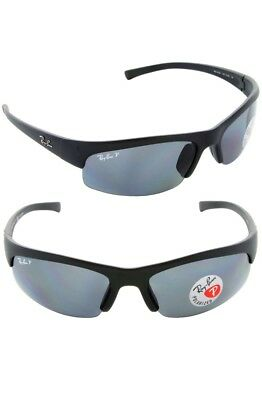 40f1f94fd2 RAY-BAN SPORT SUNGLASSES  RB 4039  Black frames polarised with case ...