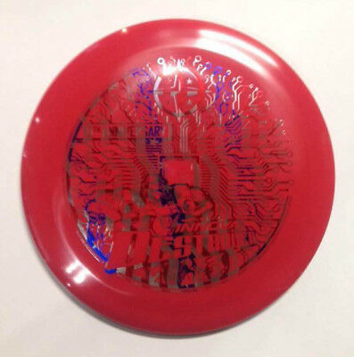 Innova Star Destroyer 10th Anniversary red with flag stamp 168 grams