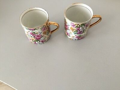 Royal Chintz By Arnart Mugs, Set Of Two