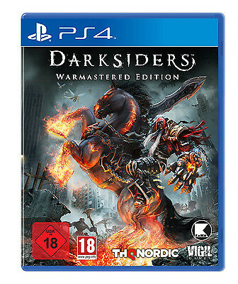 Darksiders Warmastered Edition PS4 Neu