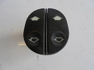 Ford Fiesta /fusion 02-05 Driver Side Twin Electric Window Switch 96Fg-14529-Bc