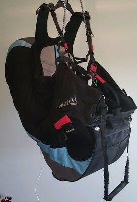 Paragliding Reversible Harness/Rucksack  Sup'Air Hybrid