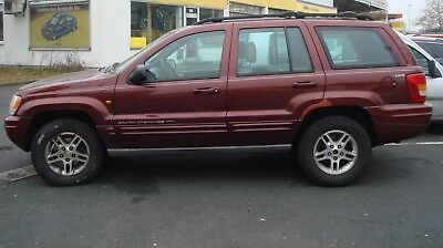 Jeep Grand Cherokee 4.0 Limited - Motorschaden / engine damage