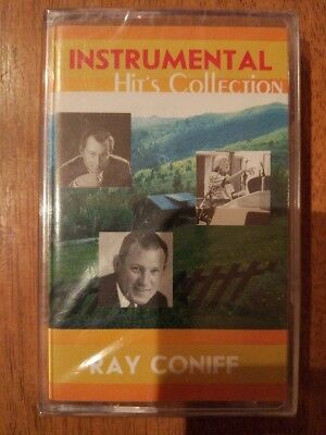 Ray Conniff Instrumental Hit's Collection (2002) NEW Sealed Cassette Tape Russia