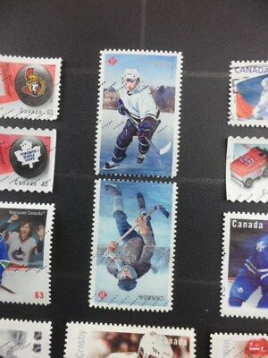History of Hockey Stamp Set Plus Others Lot Hh Canada