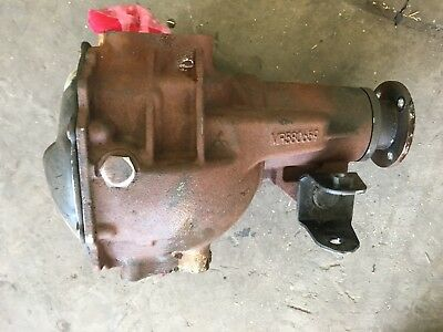Mitsubishi L200 2,5 DID Baujahr 2013 Differential Vorderachsdifferentia MR580659
