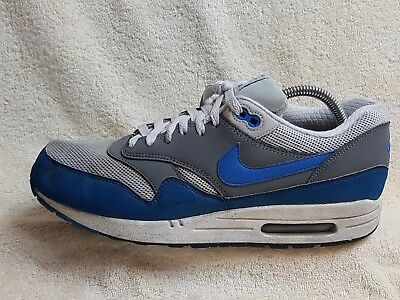 Whitebluegrey Air Eu Uk 9 1 Essential Trainers Nike 44 Leather Mens Max dBCeox