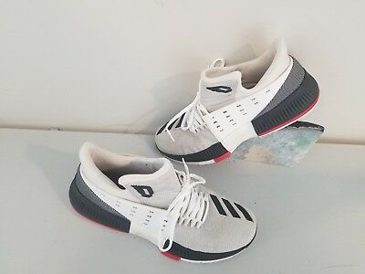 ADIDAS Dame 3 Bounce Mens Basketball Shoes Size 10 CLU 600001