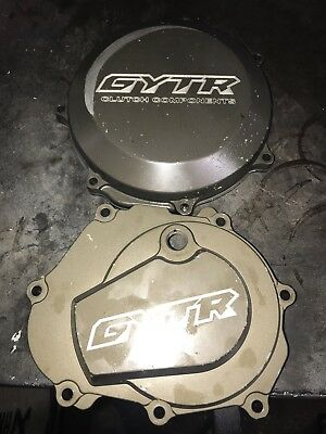 Yamaha GYTR Flywheel And Clutch Covers