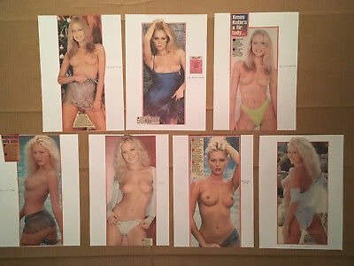 Page 3 Girl Clippings / Nudes Daily Star Newspaper - Katie Richmond