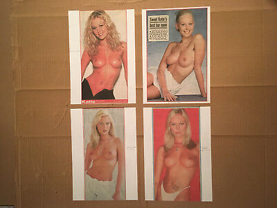 Page 3 Girl Clippings / Nudes Sun Newspaper - Katie Richmond