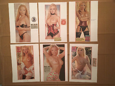 Page 3 Girl Clippings / Nudes Sun, Daily Star Newspaper - Courtney