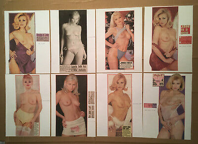 Page 3 Girl Clippings / Nudes Daily Star, Sun Newspaper - Jade