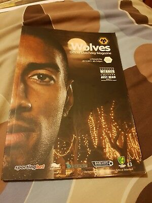 Wolves v Norwich new premiership league programme 2011/12 season