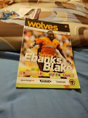 Wolves v Newcastle new premiership programme 2010/11 season