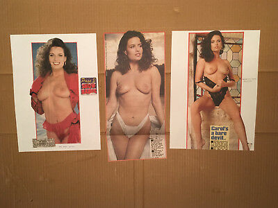 Page 3 Girl Clippings / Nudes Daily Star Newspaper - Claire Louise