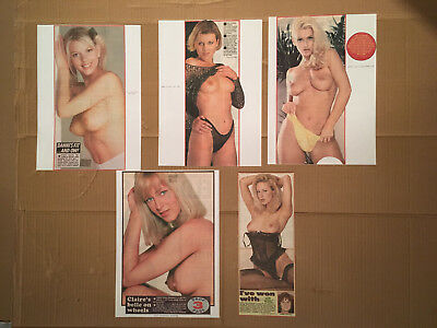 Page 3 Girl Clippings / Nudes Sun / Daily Star Newspaper