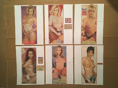 Page 3 Girl Clippings / Nudes Daily Star Newspaper