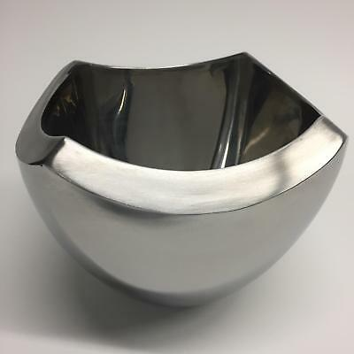 Yamazaki Signature Collection 18/10 Stainless Steel Serving Salad Square Bowl