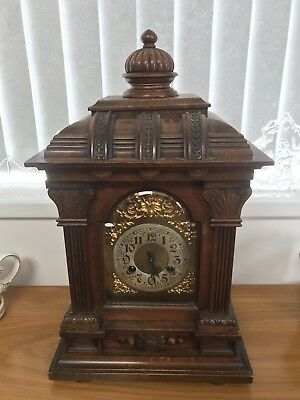 Large Antique Bracket Clock.