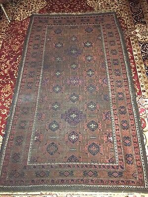 Stunning Antique Persian / Kazak Rug 3ftx 4,5ft Hand knotted