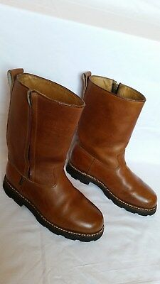 Homme GRIFF CHAUSSURES Bottes Marron PARABOOT Chasse Boots T D2HW9IE