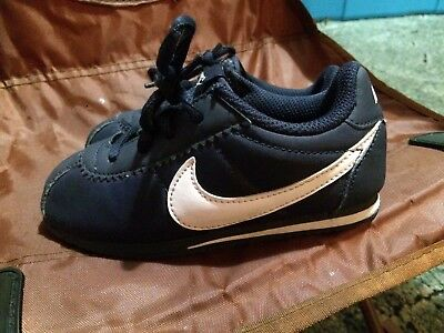Infant/Toddler Boys Nike Cortez Trainers Size 8.5