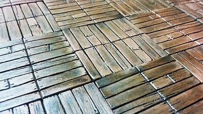 WOODEN-PLANKED/EARTH DUNGEON TILES 2