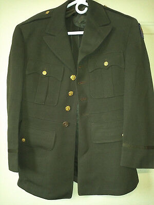 WW2 Enlisted Jacket, US Army Air Corps WITH AAC patch