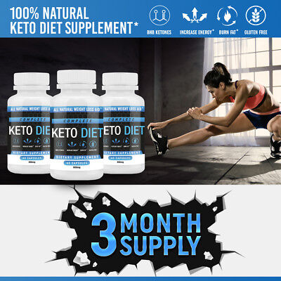 Best Keto Weight Loss Pills - Supplements Burn Fat - Boost Energy and Metabolism