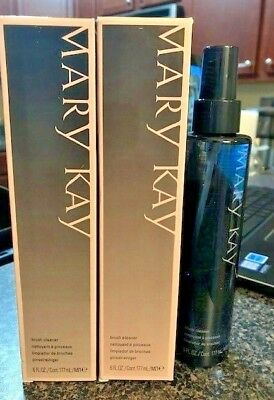 Lot of 2 Mary Kay Brush Cleaners! NEW! See details!