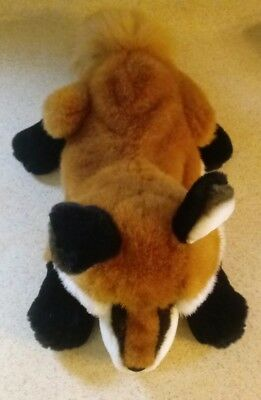 "RED FOX Puppet 12"" Plush Full-Body Aurora Stuffed Animal"