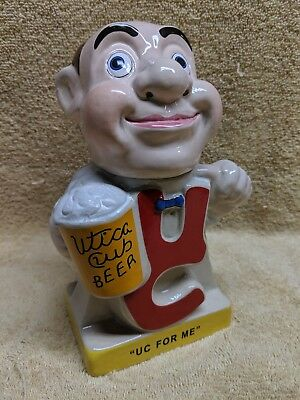 Utica Club Schultz and Dooley Uncle Charlie Stein Rare limited edition
