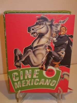 Mexico Cine Postcards (40) Vintage Mexican Movie Posters New!