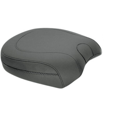 Mustang Wide Vintage Passenger Seat for Wide Solo Seat Harley Softails FXS FLS