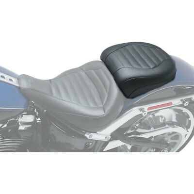 Mustang Tuck N Roll Passenger Seat for Mustang Solo 2018-19 Harley Softail FLFB