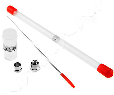 Airbrush Needle & Nozzle Cap 0.3mm Set Airbrush Needle Replacement