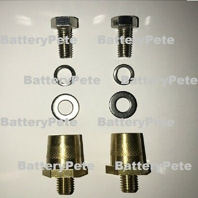 Replacement Brass SAE Battery Terminals For Full River Batteries