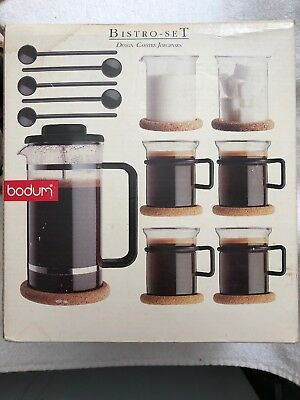 Bodum Bistro Set French Coffee Press.