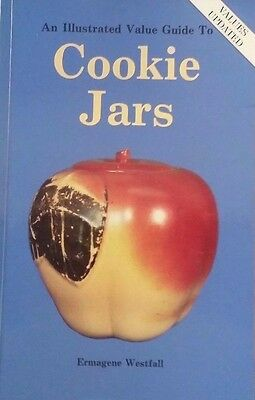 COOKIE JAR VALUE GUIDE COLLECTOR'S BOOK Ermagene Westfall