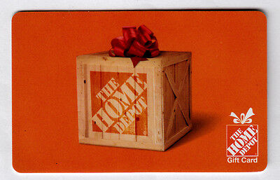 Home Depot Gift Card 500.00 No Reserve **** Free Shipping**