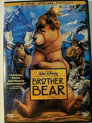 Brother Bear 2 Disc Set Special Edition Walt Disney DVD