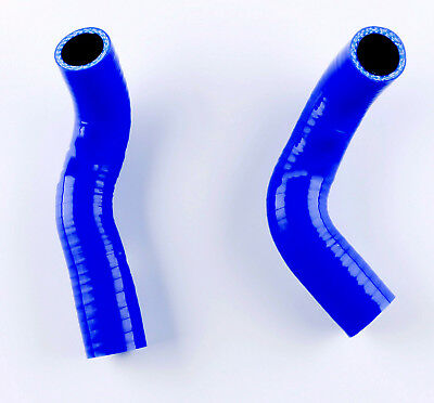 Fit For KAWASAKI VERSYS 650 KLE650 2007-2016 Silicone Radiator Hose Blue