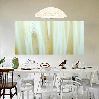 Abstract Beach Hand Painted Art Canvas Oil Painting Modern Home Decor - Framed