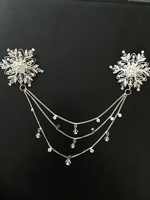 Stunning Wedding Formal Cocktail Hair Accessary